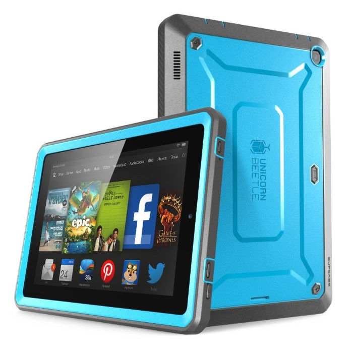 Kindle Fire Cases for Kids