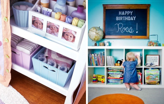Baby Organization Ideas