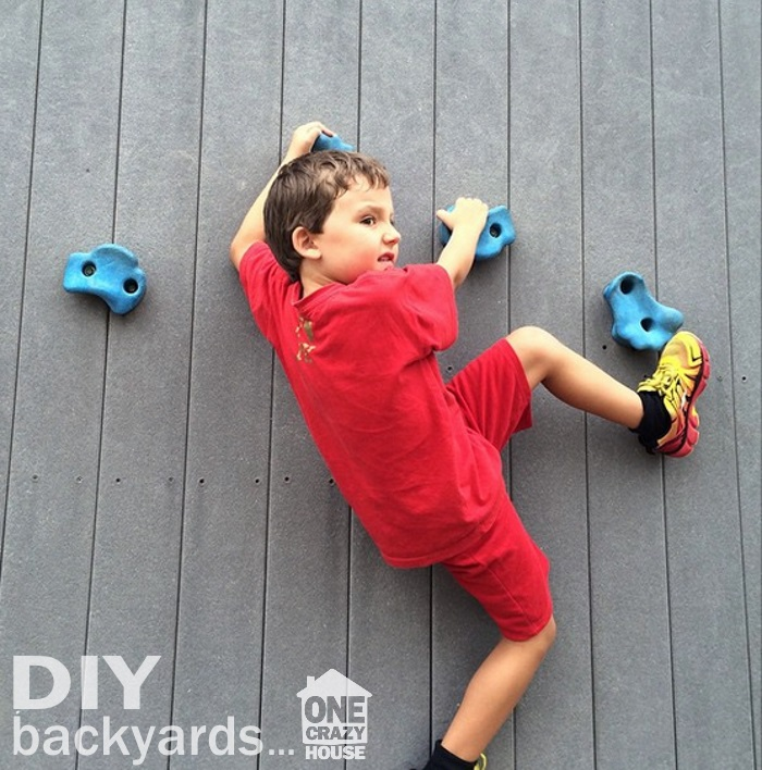 diy backyards for kids