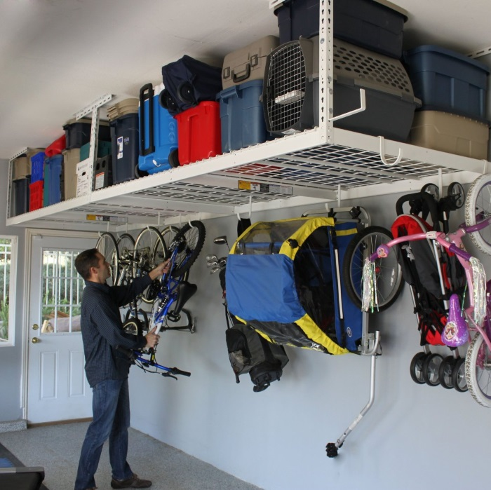 garage overhead organization