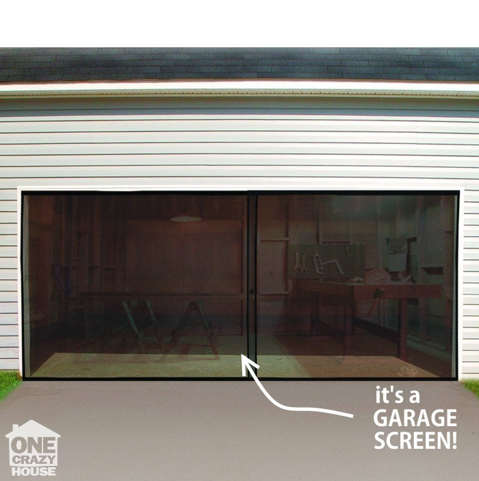garage screen