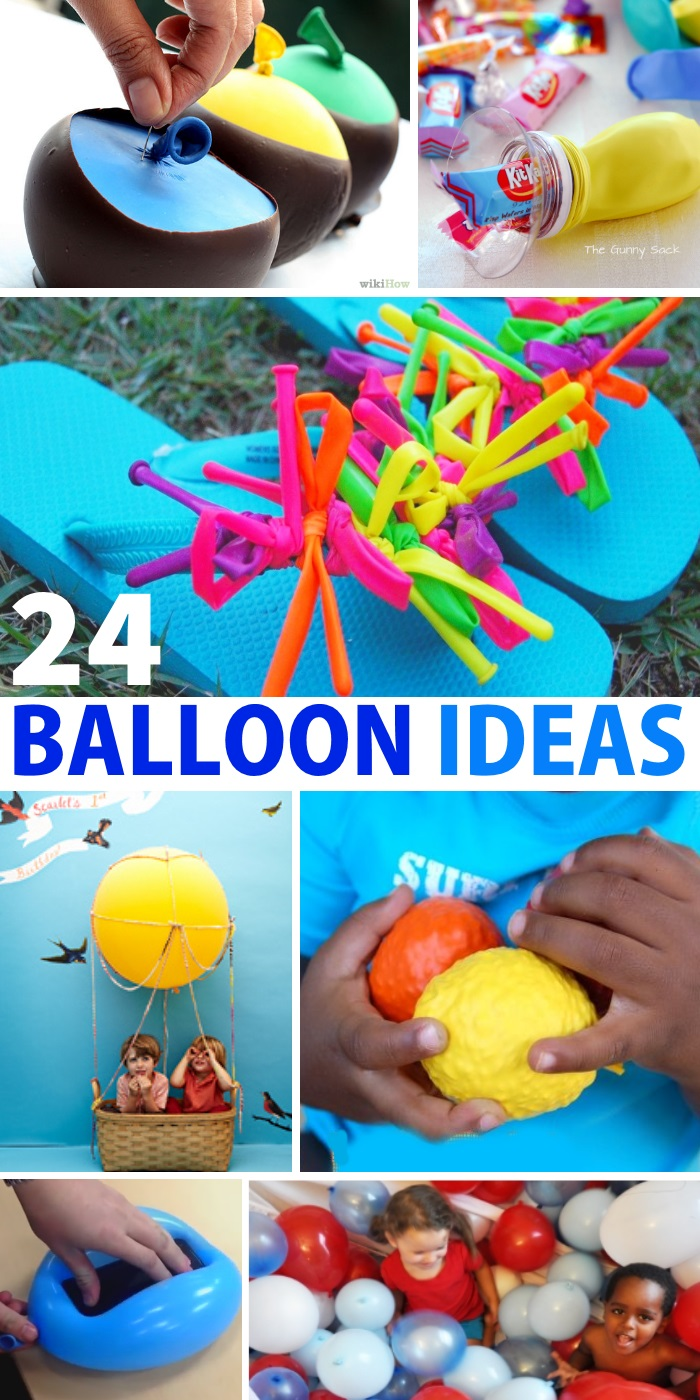 genius balloon ideas