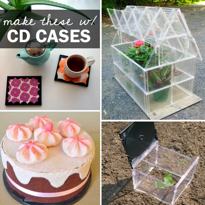how to make cd case