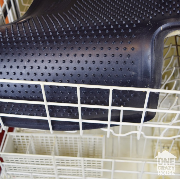 things you can wash in your dishwasher that aren't dishes