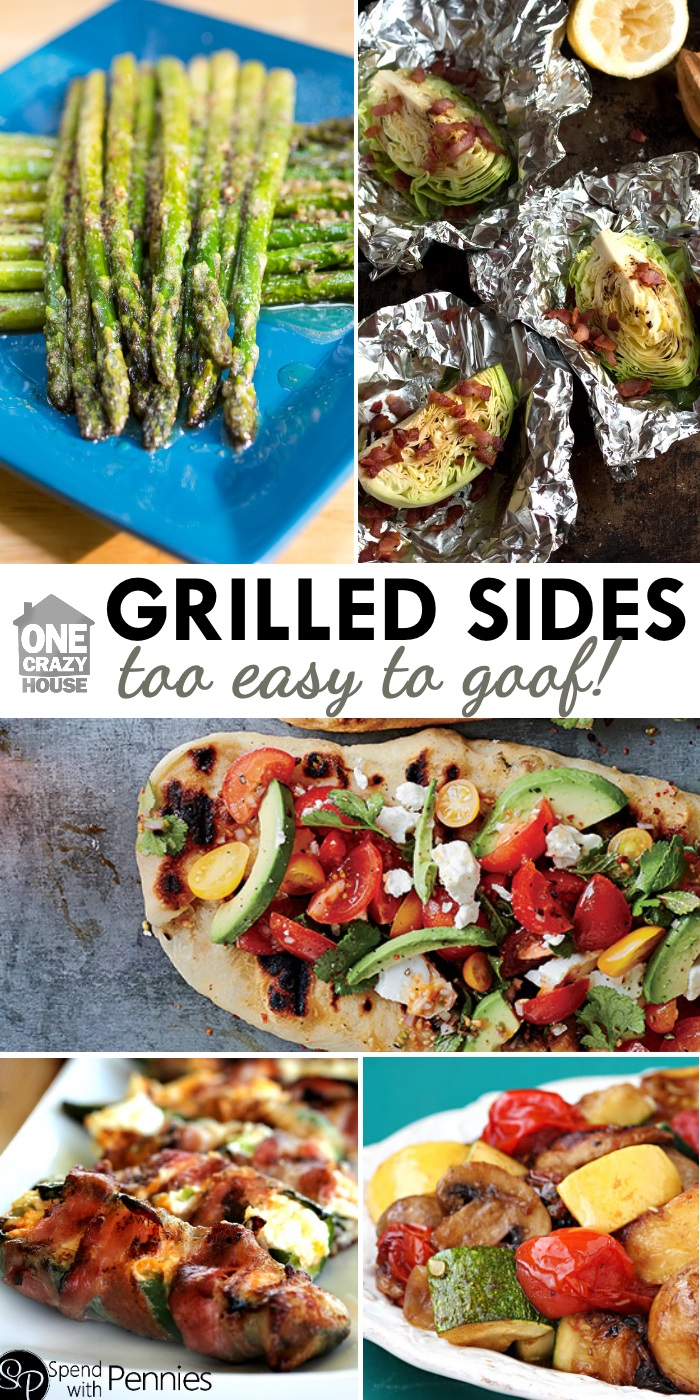 Grilled Side Ideas