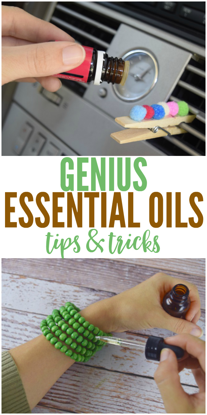 Genius essential oils tips and tricks you'll appreciate.