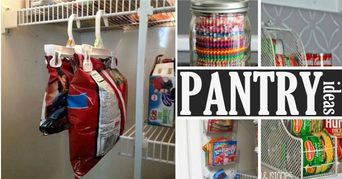 18 Pantry Organization Ideas You'll Wish You'd Thought Of