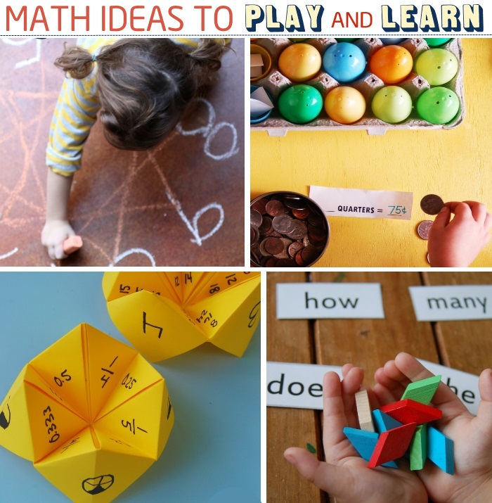 help your kids with their math