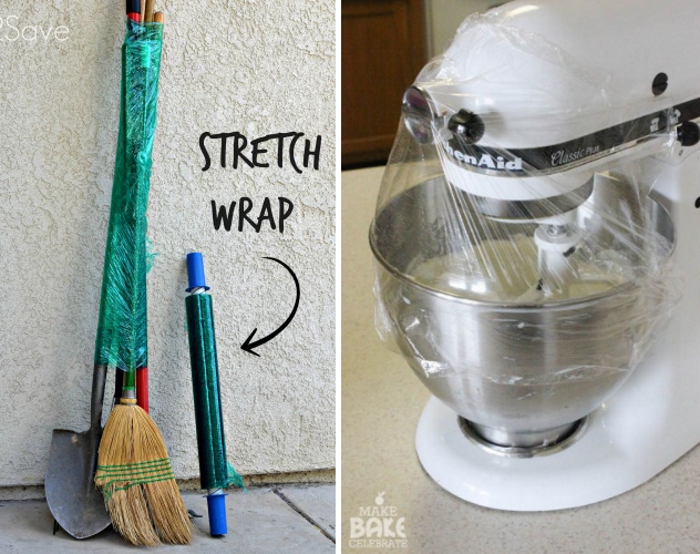 plastic wrap tips