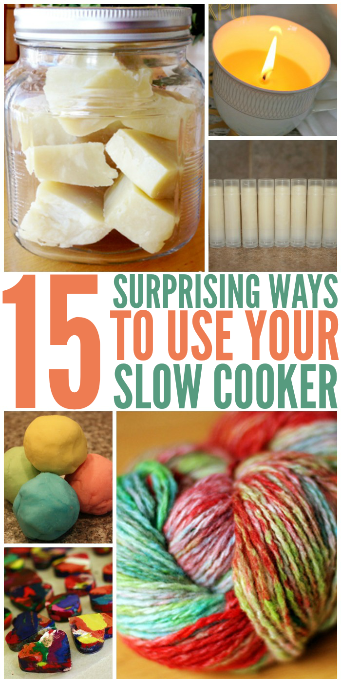 Surprising Ways to Use Your Slow Cooker
