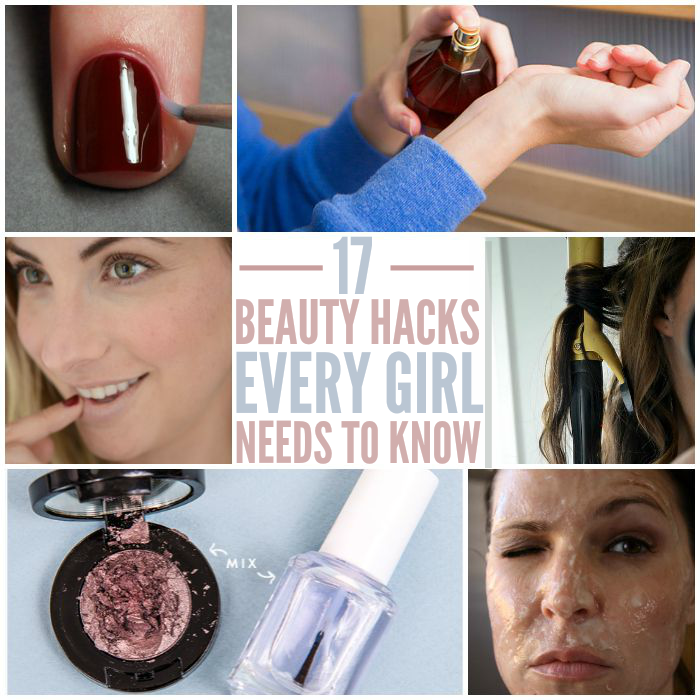 Beauty Hacks Every Woman Needs to Know