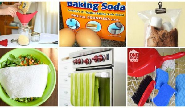 20 Kitchen Hacks You've Never Seen