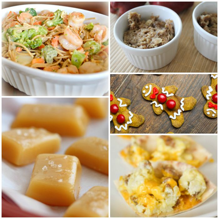 Tasty meals and snacks in the microwave