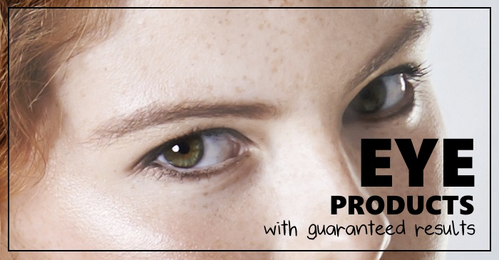 eye products that work