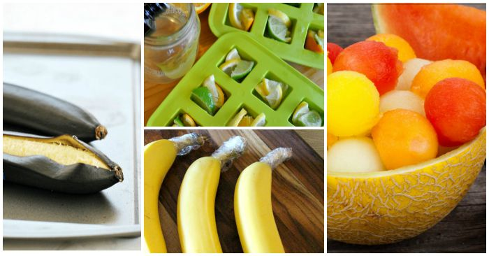 25 Fruit Hacks You've Gotta See
