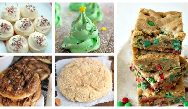 25 Christmas Cookies You'll Love