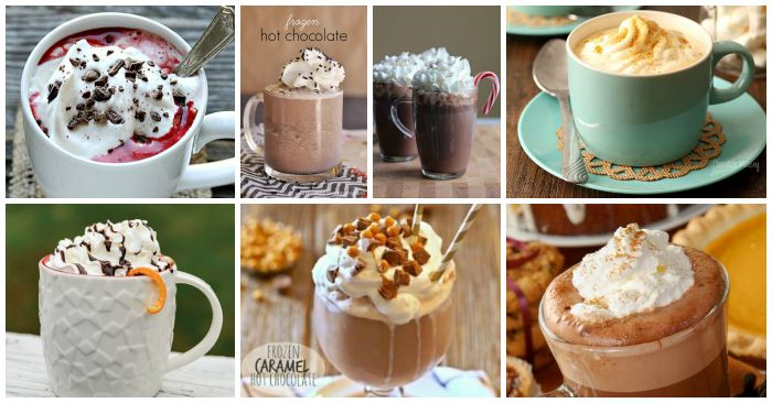 21 Delicious Hot Chocolate Recipes