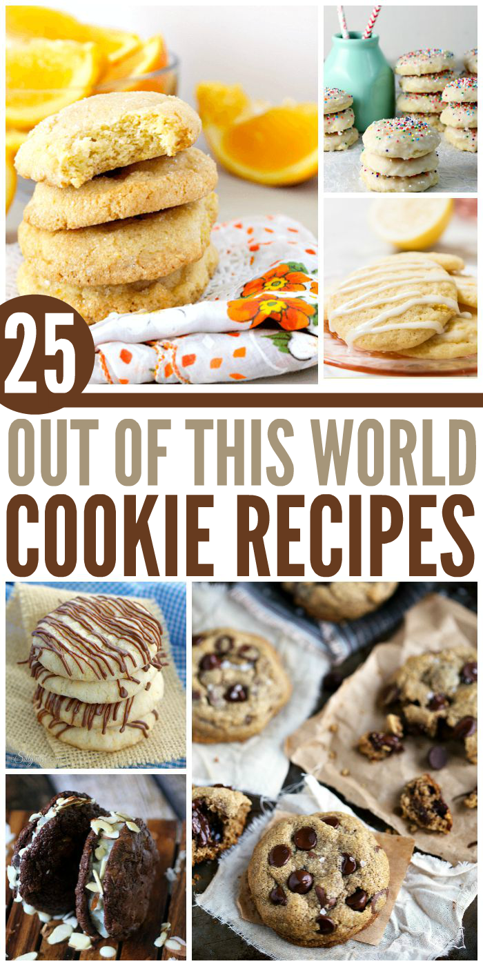 Out of This World Cookie Recipes