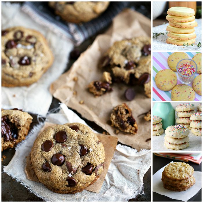 Delicious Cookie Recipes for Your Cookie Exchange
