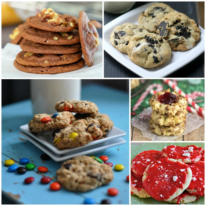 Chewy Cookie Recipes