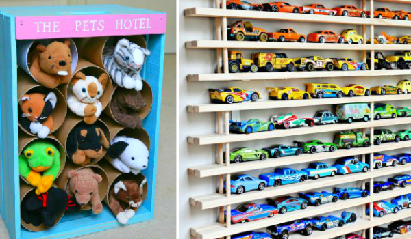Toy Organization and Storage Ideas That Will Keep You Sane