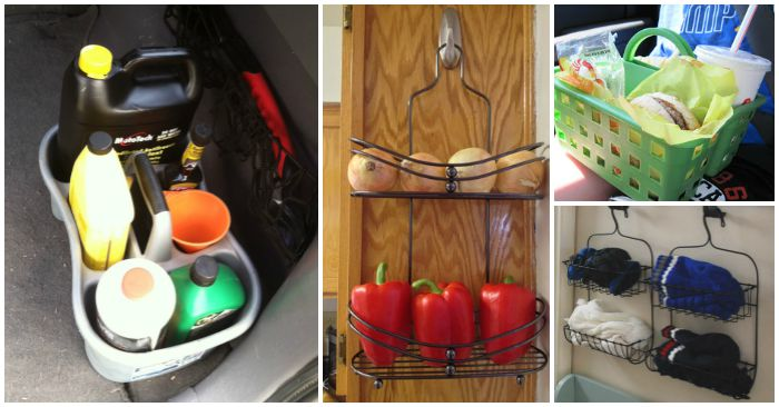 How to Organize With Shower Caddies In & Out of the Shower