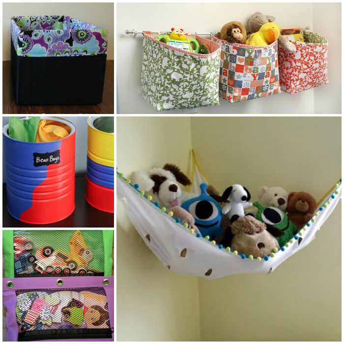 Smart Toy Storage & Toy Organization and Storage Ideas That Will Keep You Sane