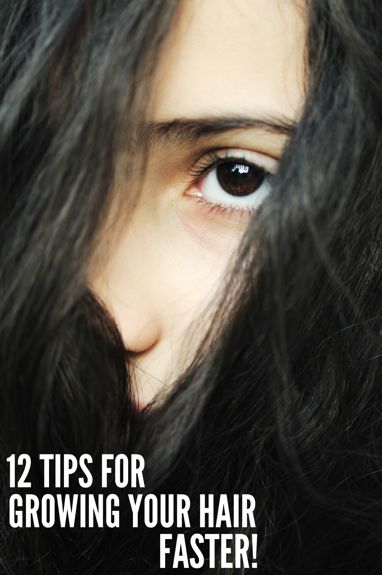 12 Tips for Growing Your Hair Faster