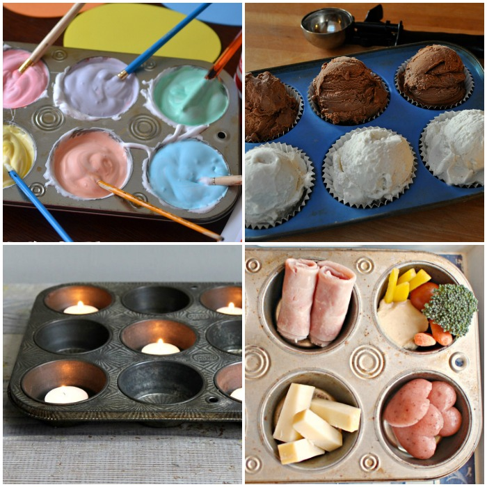 Super smart muffin tin hacks