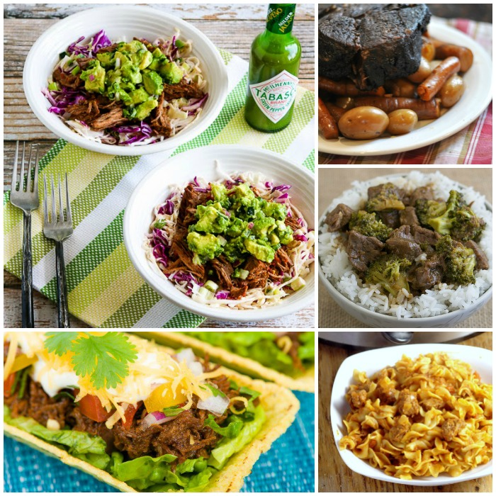 beef crock pot recipes