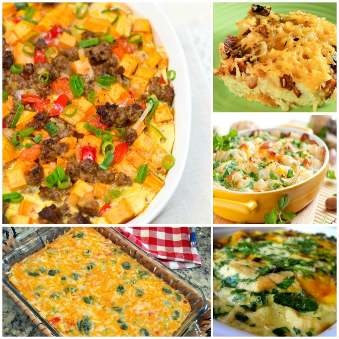 easy and delicious breakfast casseroles