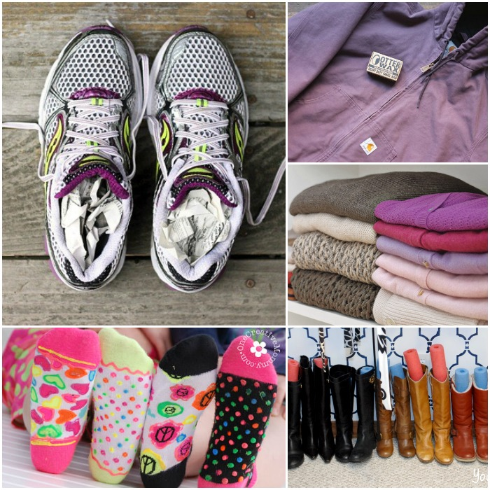 hacks for winter clothes