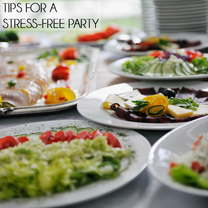 Tips for a Stress-Free Party