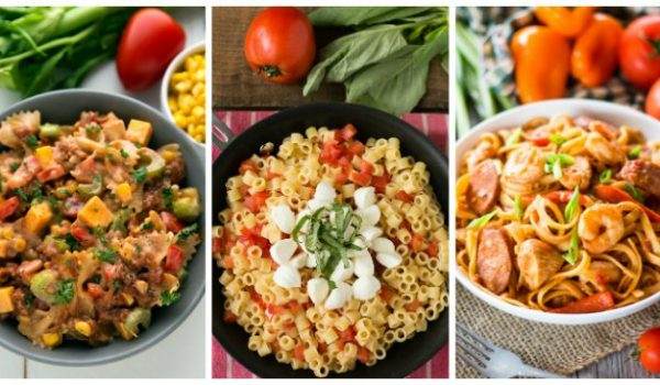Pasta Dinners the Whole Family Will Love