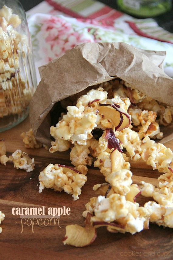 flavored popcorn recipes 4
