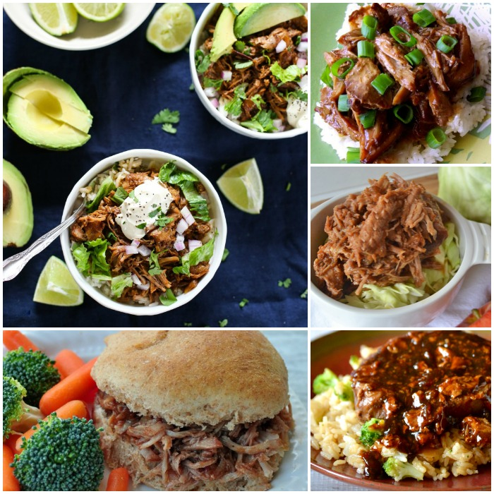 pork crock pot recipes