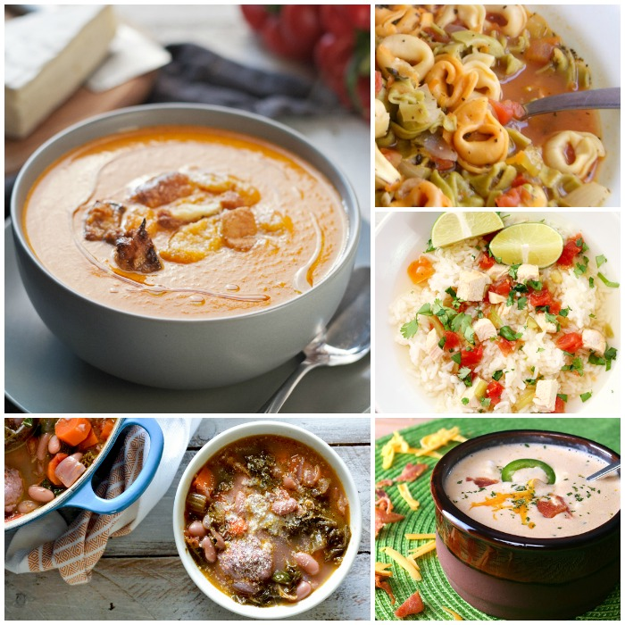 soups to warm you up this winter