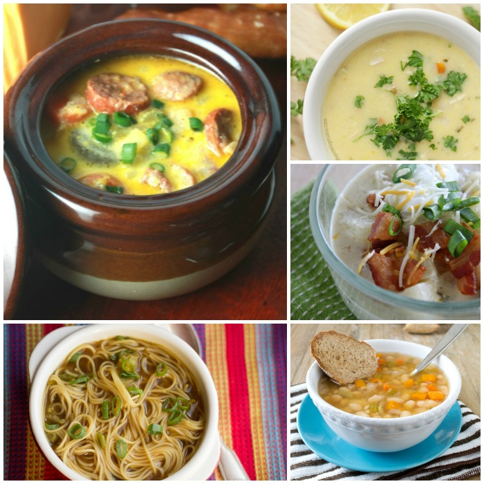 Soup Recipes That Will Warm Your Soul
