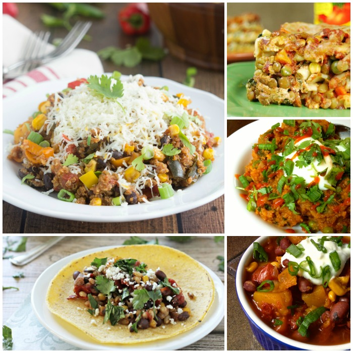 vegetarian crock pot recipes