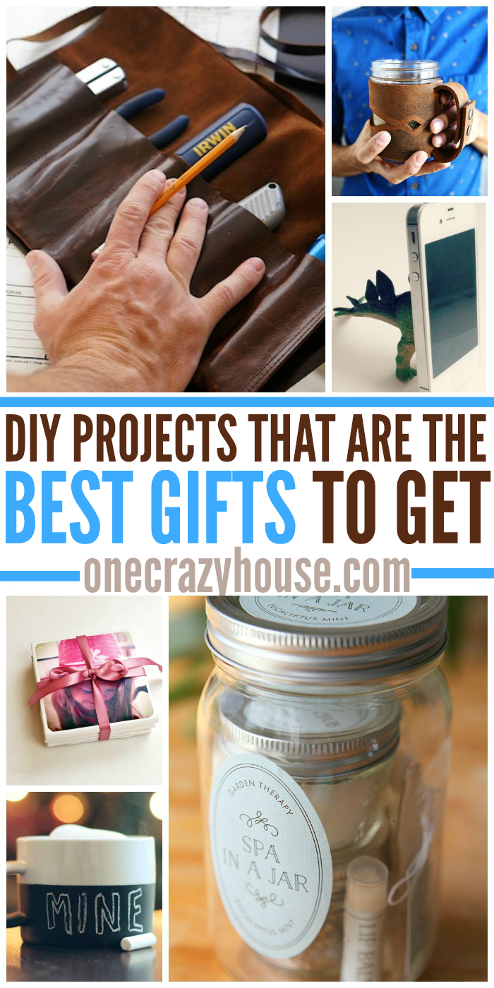 DIY Projects that are the BEST Gifts to Get