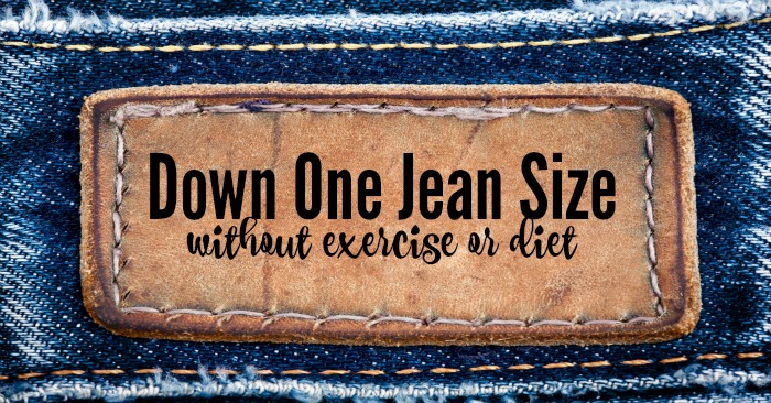 Down One Jean Size
