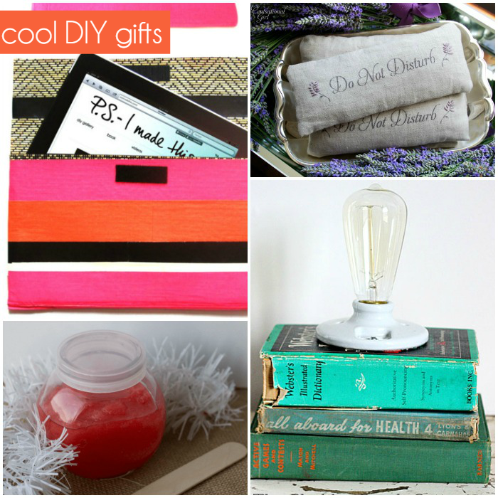cool diy gifts