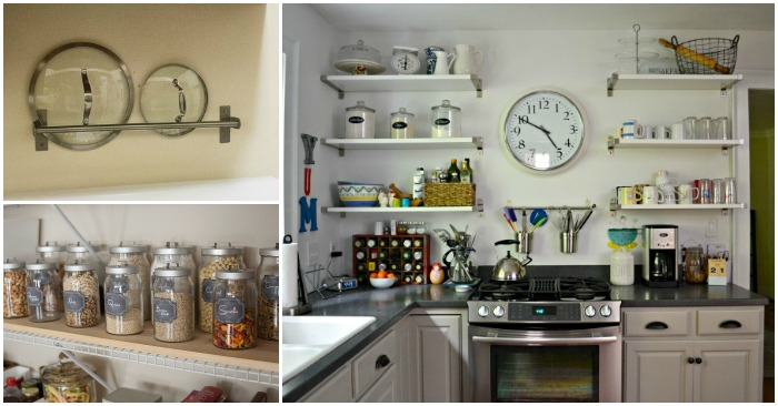 15 super easy kitchen organization ideas - Kitchen Organization Ideas