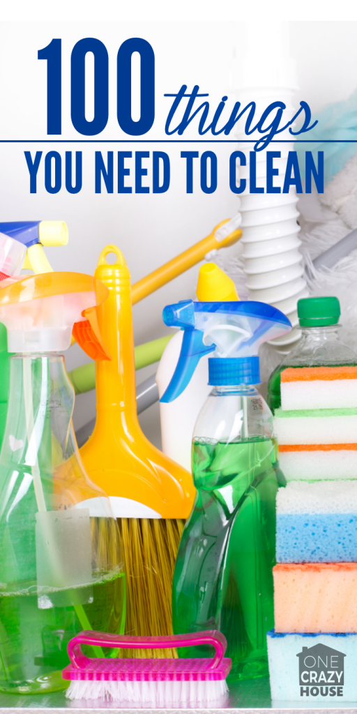 100-things-to-clean