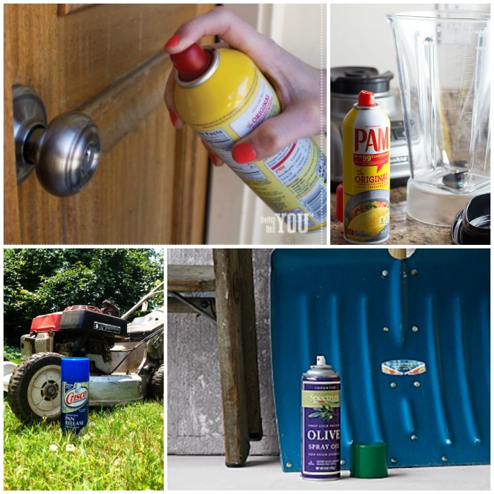 You'd be surprised at just how versatile cooking spray can be. Check out how to use cooking spray to solve 13 problems around the house.