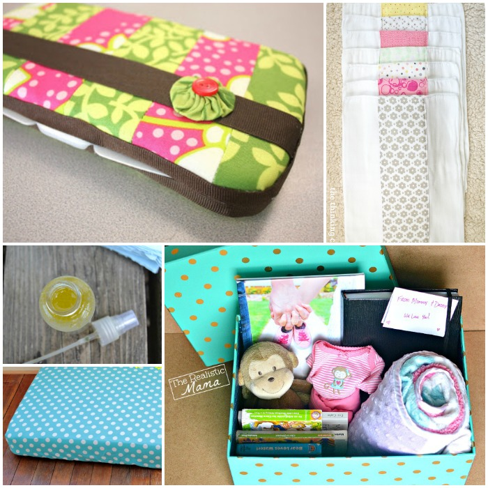 Practical DIY Baby Shower Gifts