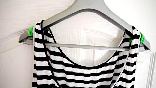 Dresses dropping? You need this hanger hack!
