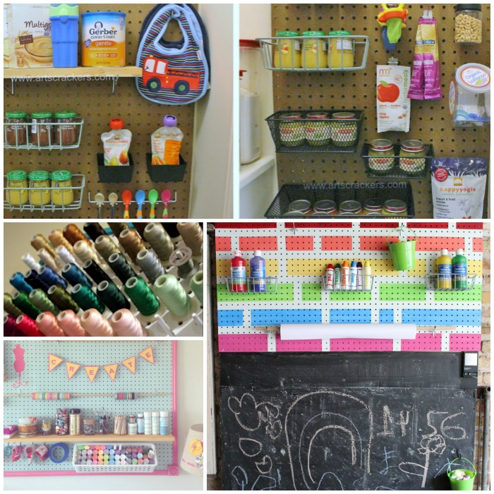 pegboard organization ideas 3