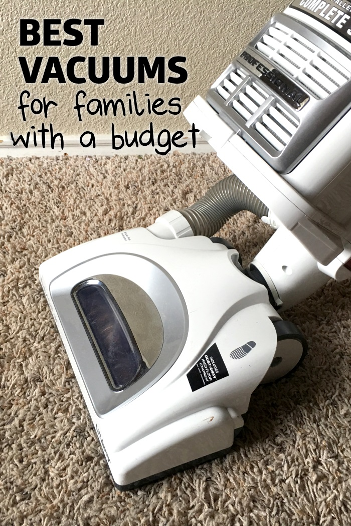 Best Vacuum For Families