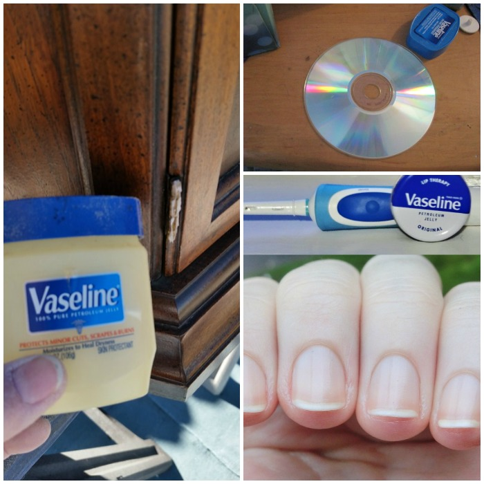 Unusual Ways to Use Vaseline